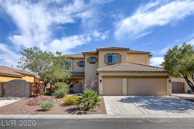5913 Cancun Avenue, Las Vegas, NV 89131 (MLS #2207349) :: The Mark Wiley Group | Keller Williams Realty SW