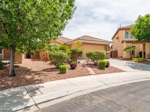 3613 Birdwatcher Avenue, North Las Vegas, NV 89084 (MLS #2207355) :: The Shear Team