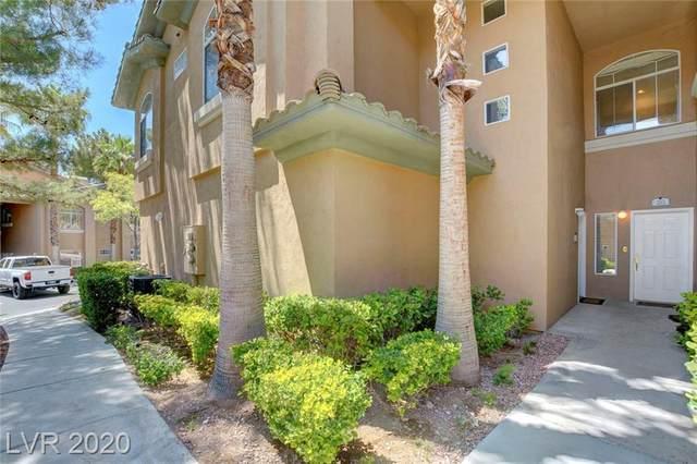 8716 Red Rio Drive #203, Las Vegas, NV 89128 (MLS #2207388) :: Helen Riley Group   Simply Vegas