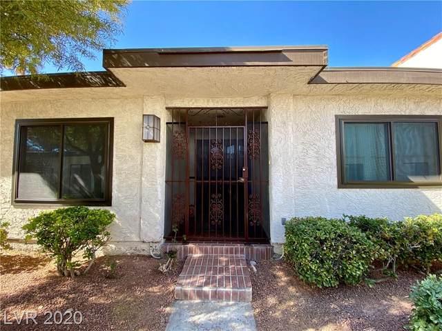 2567 La Cara Avenue, Las Vegas, NV 89121 (MLS #2207404) :: The Shear Team