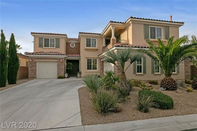 3004 Guillemot Avenue, Las Vegas, NV 89084 (MLS #2207463) :: The Shear Team
