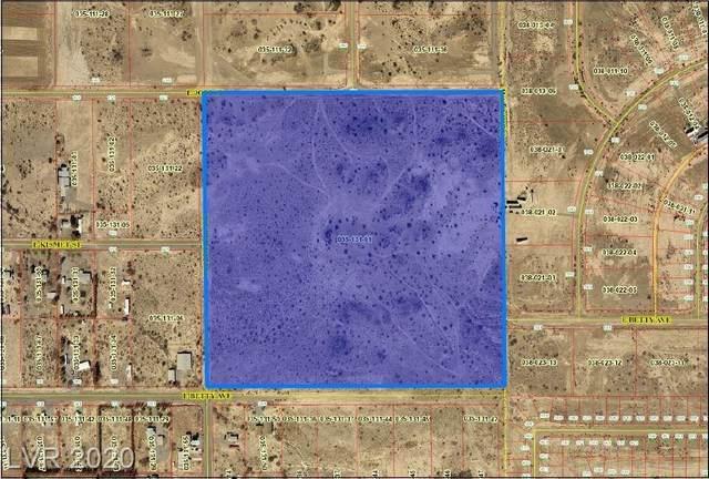 381 Jodi Street, Pahrump, NV 89060 (MLS #2207498) :: Signature Real Estate Group