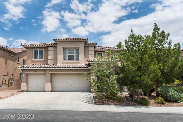 6436 Sea Swallow Street, North Las Vegas, NV 89084 (MLS #2207503) :: The Shear Team