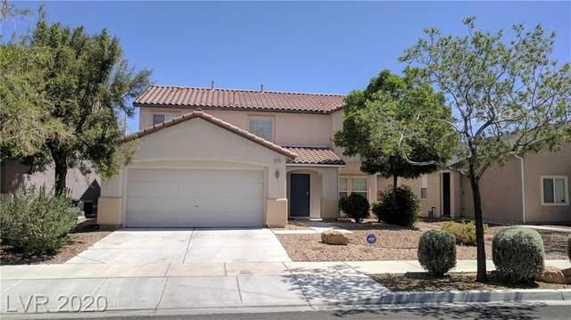 8224 Cline Mountain Street, Las Vegas, NV 89131 (MLS #2207552) :: Helen Riley Group | Simply Vegas