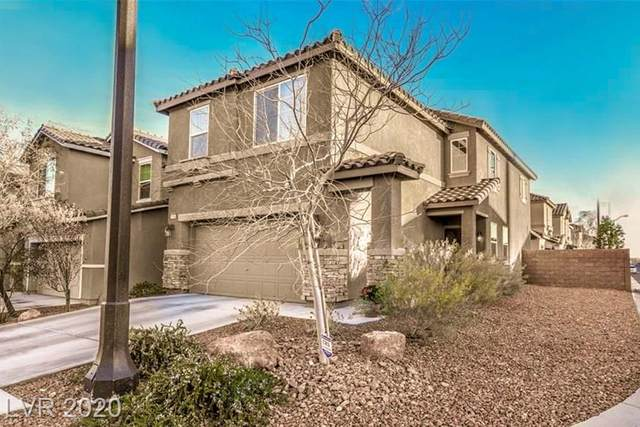 10849 Hunters Green Avenue, Las Vegas, NV 89166 (MLS #2207553) :: The Lindstrom Group