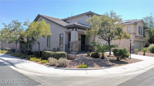 9045 Big Plantation Avenue, Las Vegas, NV 89143 (MLS #2207559) :: The Lindstrom Group