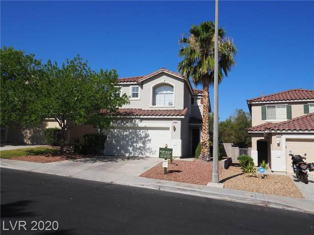 1131 Majestic Canyon Street, Henderson, NV 89052 (MLS #2207626) :: The Lindstrom Group