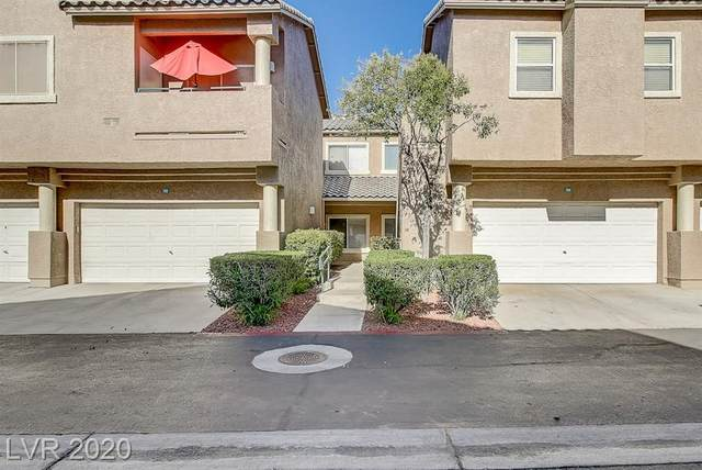 2000 Quarry Ridge Street #104, Las Vegas, NV 89117 (MLS #2207628) :: The Shear Team