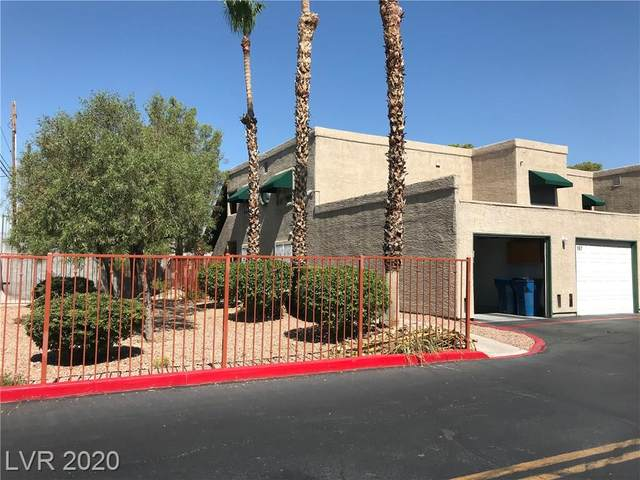 6750 Del Rey Avenue #267, Las Vegas, NV 89146 (MLS #2207639) :: The Shear Team