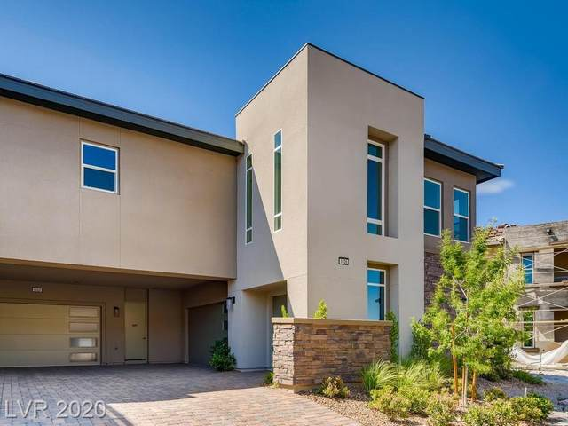 11280 Granite Ridge Drive #1026, Las Vegas, NV 89135 (MLS #2207653) :: Kypreos Team
