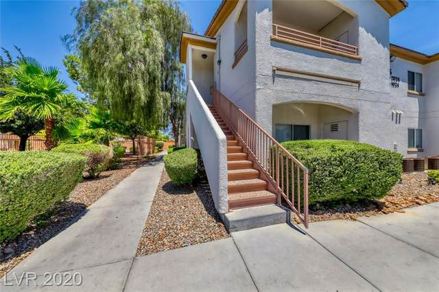 5650 Sahara Avenue #2021, Las Vegas, NV 89142 (MLS #2207663) :: The Shear Team