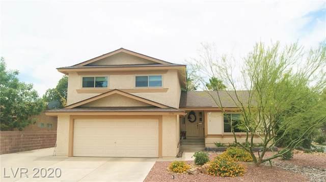 1116 Azul Way, Boulder City, NV 89005 (MLS #2207675) :: The Lindstrom Group