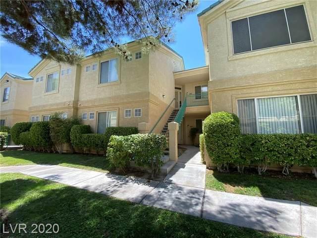 5155 W Tropicana Avenue #1134, Las Vegas, NV 89103 (MLS #2207681) :: The Shear Team