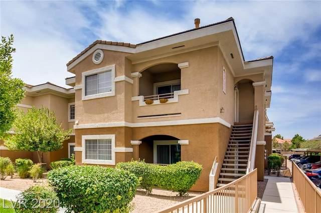 830 Carnegie Street #313, Henderson, NV 89052 (MLS #2207700) :: The Lindstrom Group