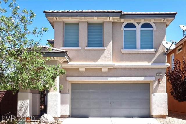 7492 Dobroyd Drive, Las Vegas, NV 89179 (MLS #2207704) :: The Lindstrom Group