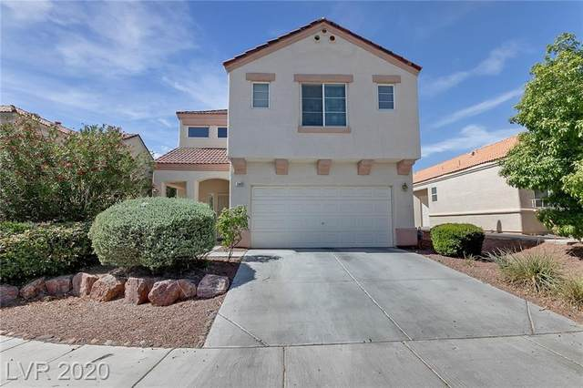 7609 Curiosity Avenue, Las Vegas, NV 89131 (MLS #2207751) :: Performance Realty