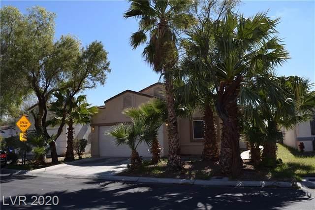 1635 Dwayne Stedman Avenue, Las Vegas, NV 89106 (MLS #2207755) :: Signature Real Estate Group