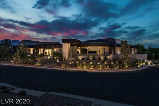 42 Crested Cloud Way, Las Vegas, NV 89135 (MLS #2207802) :: Jeffrey Sabel