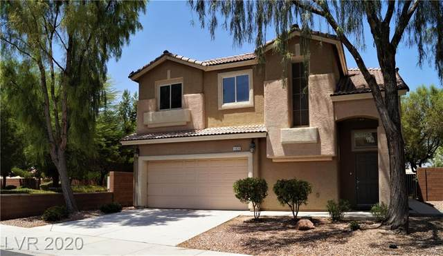 1928 Ashburn Drive, North Las Vegas, NV 89032 (MLS #2207813) :: The Mark Wiley Group | Keller Williams Realty SW