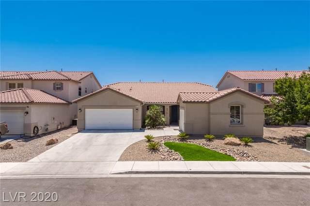 5819 Toofer Winds Court, Las Vegas, NV 89131 (MLS #2207824) :: The Lindstrom Group