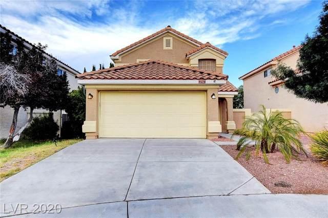 2312 Tinsley Court, Las Vegas, NV 89134 (MLS #2207851) :: The Shear Team