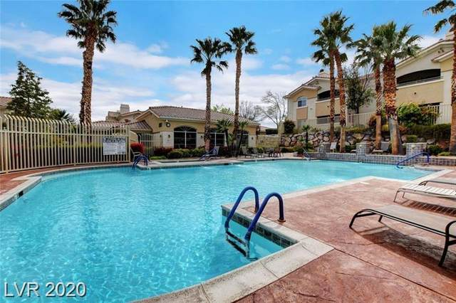 10108 Jacob Place #101, Las Vegas, NV 89144 (MLS #2207904) :: The Shear Team