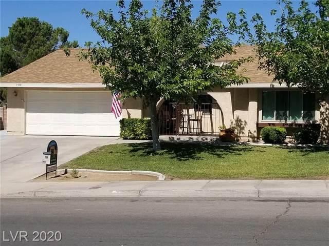 1310 Darlene Way, Boulder City, NV 89005 (MLS #2207943) :: Signature Real Estate Group