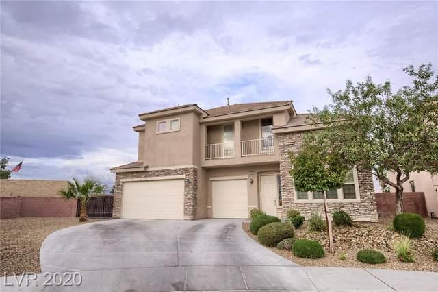 3630 Kobie Creek Court, Las Vegas, NV 89130 (MLS #2207980) :: Helen Riley Group | Simply Vegas