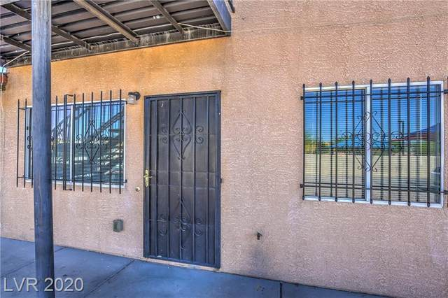 1412 Henry Drive, Las Vegas, NV 89110 (MLS #2208010) :: Jeffrey Sabel
