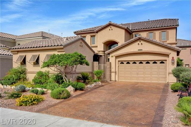 11206 Civita Street, Las Vegas, NV 89141 (MLS #2208040) :: The Lindstrom Group