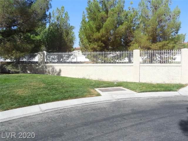 8495 Turtle Creek Circle, Las Vegas, NV 89113 (MLS #2208073) :: The Lindstrom Group
