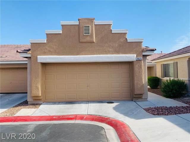 4825 Violet Bay Court, Las Vegas, NV 89131 (MLS #2208110) :: Performance Realty