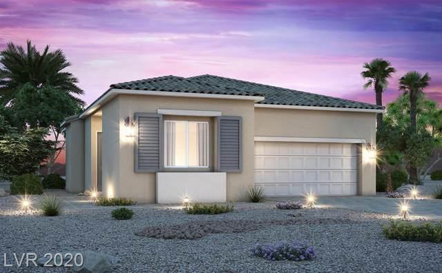 10780 Silver Trellis Avenue, Las Vegas, NV 89166 (MLS #2208127) :: The Shear Team