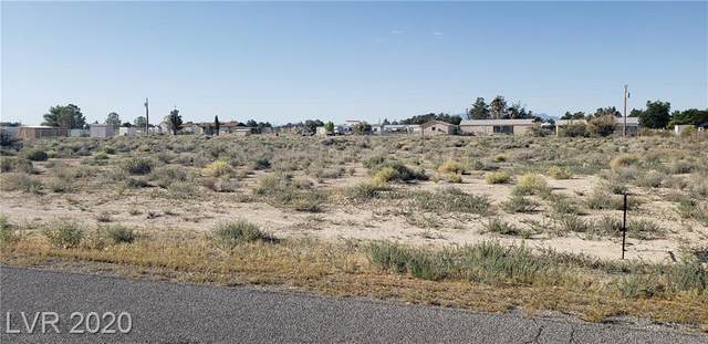 3331 Navajo Boulevard, Pahrump, NV 89061 (MLS #2208130) :: Helen Riley Group | Simply Vegas