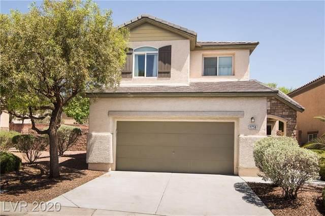 11256 Woodland Violet Avenue, Las Vegas, NV 89138 (MLS #2208146) :: The Shear Team