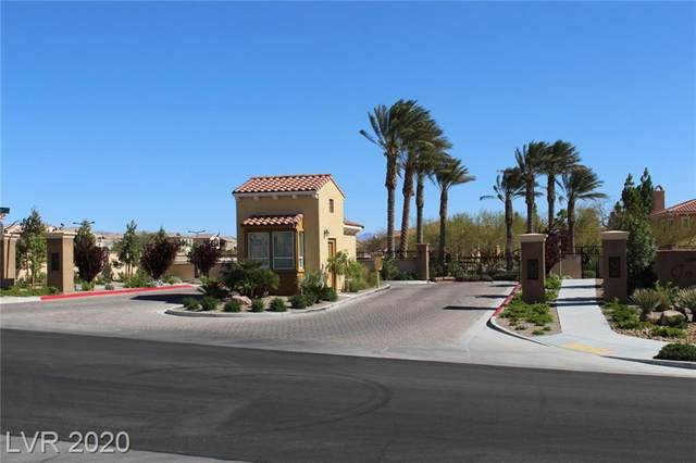 820 Canterra Street #2054, Las Vegas, NV 89138 (MLS #2208147) :: The Shear Team