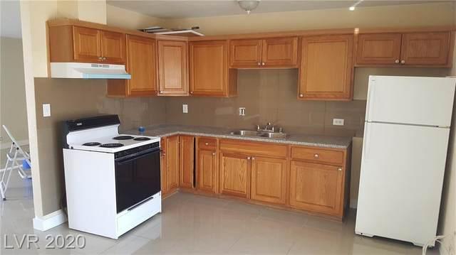 1921 Lawry Avenue, North Las Vegas, NV 89032 (MLS #2208199) :: Signature Real Estate Group