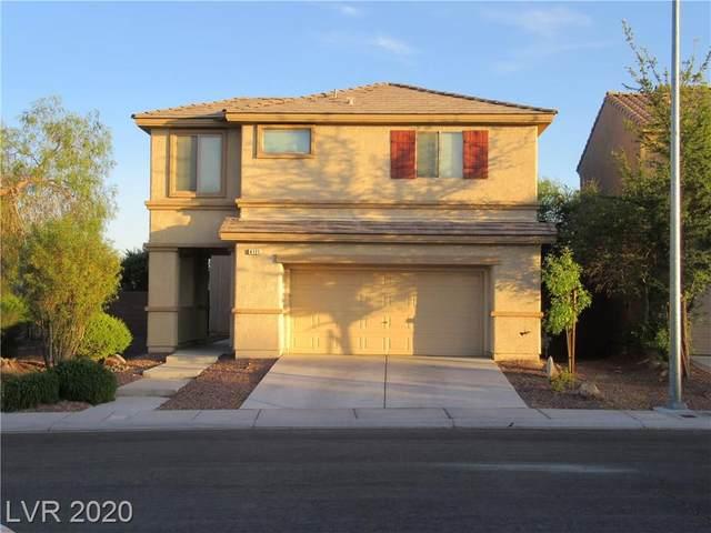 4121 Galapagos Ave Avenue, North Las Vegas, NV 89084 (MLS #2208251) :: The Shear Team