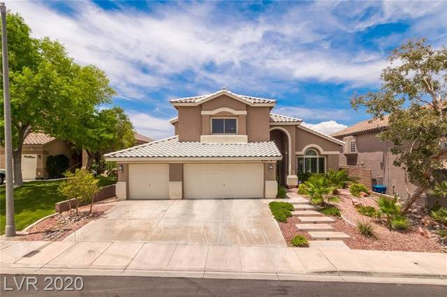 1405 Pullman Pointe Court, Henderson, NV 89012 (MLS #2208279) :: Signature Real Estate Group