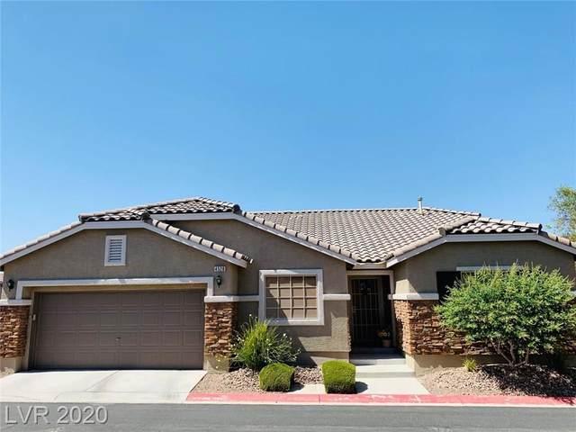 4528 Lower Deck Court, North Las Vegas, NV 89031 (MLS #2208289) :: Performance Realty