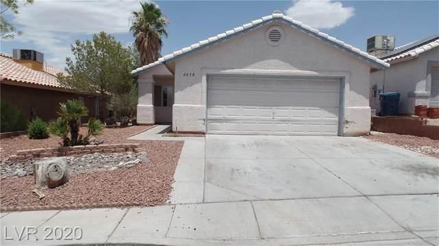 6638 Mount Dutton Drive, Las Vegas, NV 89156 (MLS #2208316) :: The Lindstrom Group