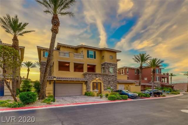 25 Luce Del Sole #2, Henderson, NV 89011 (MLS #2208357) :: Helen Riley Group | Simply Vegas