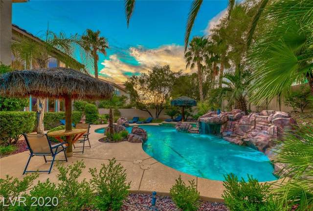1264 Panini Drive, Henderson, NV 89052 (MLS #2208365) :: The Lindstrom Group