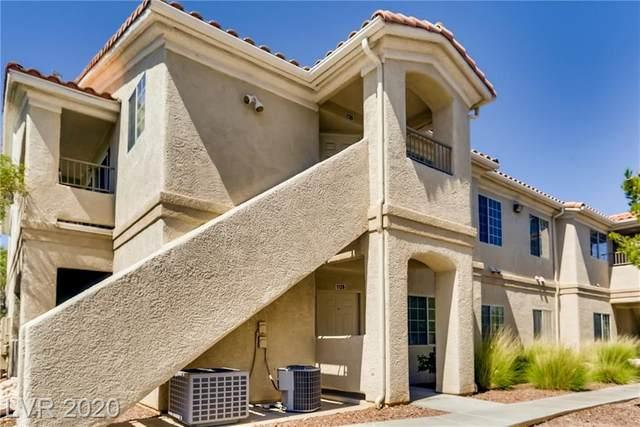 1881 Alexander Road #1126, North Las Vegas, NV 89032 (MLS #2208369) :: Hebert Group   Realty One Group