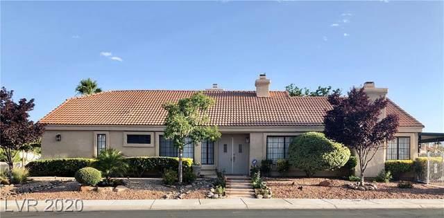 3117 Waterside Circle, Las Vegas, NV 89117 (MLS #2208389) :: Vestuto Realty Group