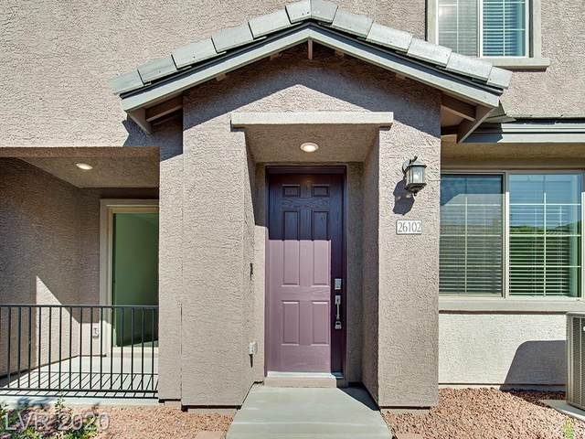 965 Nevada State Drive #26102, Henderson, NV 89002 (MLS #2208427) :: The Shear Team