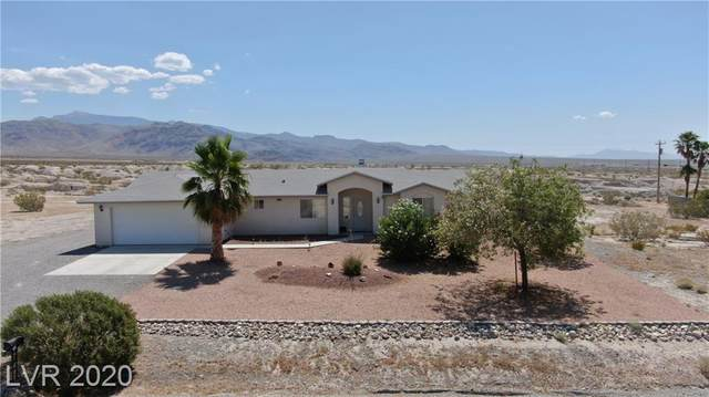 2501 S Zuni Avenue, Pahrump, NV 89048 (MLS #2208477) :: The Lindstrom Group
