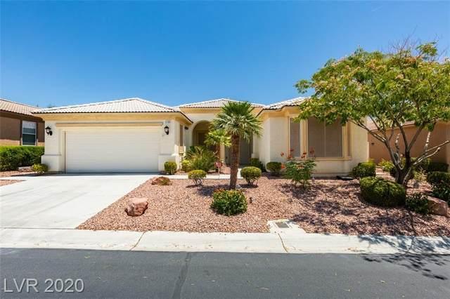 5100 Vincitor Street, Las Vegas, NV 89135 (MLS #2208484) :: The Shear Team