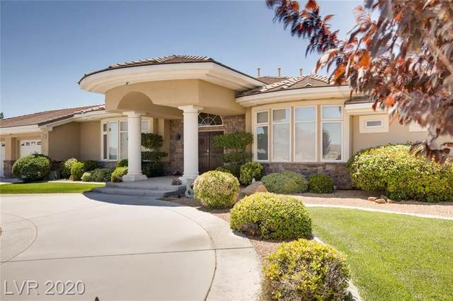 6325 Iron Mountain Road, Las Vegas, NV 89131 (MLS #2208496) :: The Lindstrom Group
