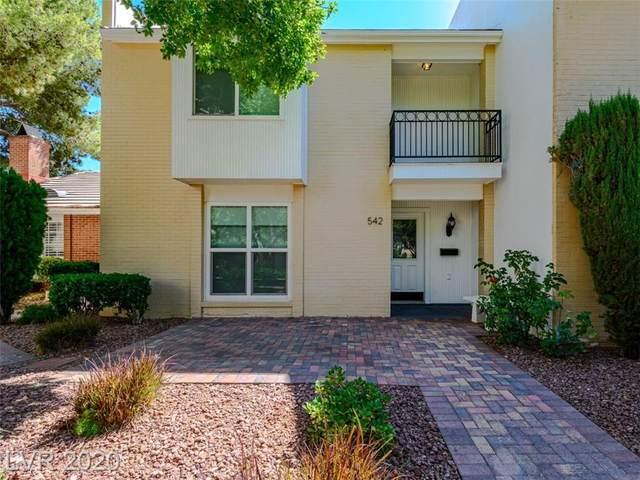 542 Tam O Shanter, Las Vegas, NV 89109 (MLS #2208501) :: The Perna Group